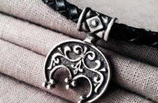 Оберег Лунница — значение символа