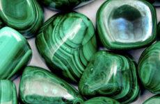 Малахит — разновидности, магические свойства камня