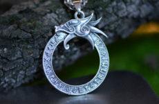 Змей Уроборос — значение символа