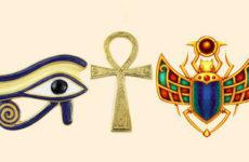 Египетские талисманы и символы