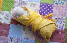 Кукла Пеленашка своими руками
