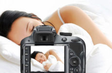 Можно ли фотографировать спящих людей