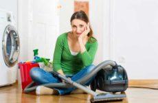 Почему нельзя убираться вечером дома