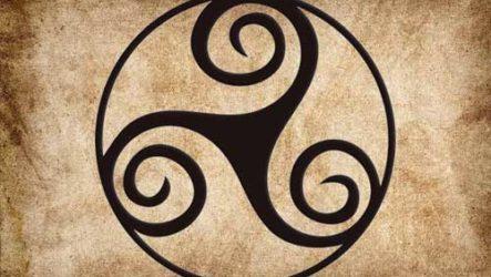 Трискелион — древний символ с магическими свойствами