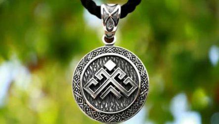 Оберег Рожаница — почитаемый символ славянских женщин