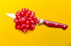 Почему нельзя дарить ножи – приметы и суеверия