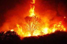 Видеть во сне пожар — значение сна