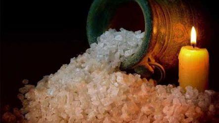Соль — защита и оберег от порчи и сглаза