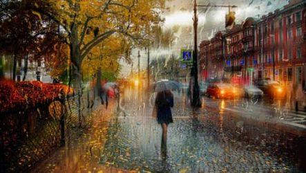 Приснился дождь — толкование сна