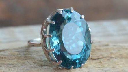 Голубой кварц — редкий магический камень